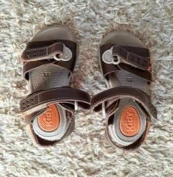 Sandália masculina Kidy número 22