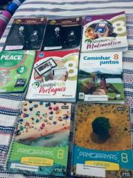 Livros do colégio são jose