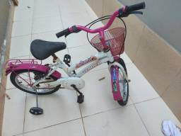 Bicicleta infantil, no estado