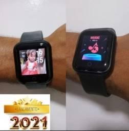 Relogio Smartwatch D20 Versão nova