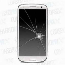 Vidro da Tela para Samsung S4 i9500, Mantenha a Originalidade do seu Estimado Celular!