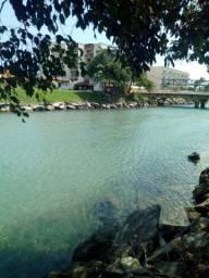 Alugo de Frente para Canal Ponta Negra Maricá Excelente Apartamento