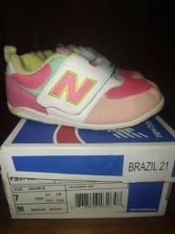 Tênis infantil New Balance n21