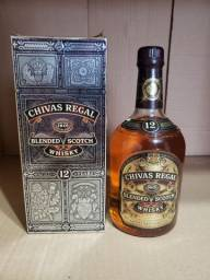 Whisky Chivas regal 12 anos