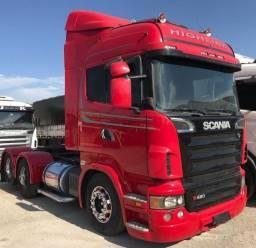 Título do anúncio: Scania R-420 ano 2009 #Com sinal de : 14.000,00 + Parcelas .