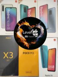 Top Top 2020! Redmi da Xiaomi.. Novo LACRADO Garantia entrega hj