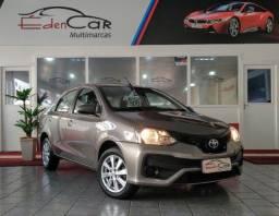 Título do anúncio: Etios sedan X Plus 1.5 automático 2020