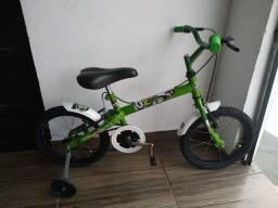 Bicicleta infantil aro 16 do  Bem 10