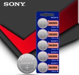 Cartela original Sony CR2025