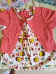 Combo roupas T.2-3anos menina