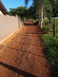 Área de lazer fundos represa