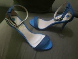 Sandalia jeans 35