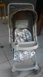 Carrinho de bebê Galzerano Panda, Semi Novo !