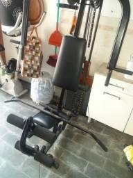 Estação de musculação kenkorp