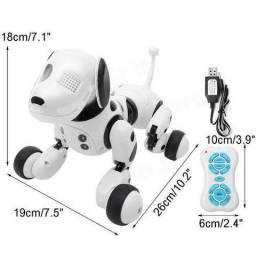 Cachorro Robô De Estimação Controle Remoto Inteligente