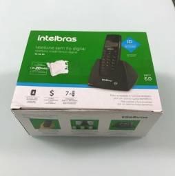 Telefone Sem Fio Digital Intel TS 40 ID