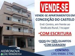 Apartamento de 67m² em Conceição do Castelo - ES