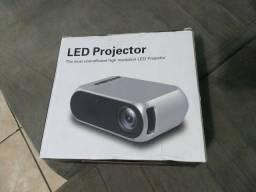 Mini projetor 80 polegadas