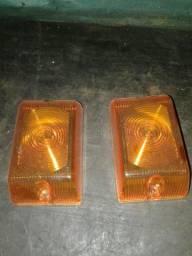 Lanterna para pisca de carretinha o par