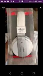 Fone de ouvido bluetooth lemox
