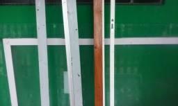 Porta de vidro para loja