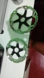 Rotor/disco ice tech
