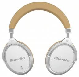 Bluedio F2 Faith Branco Headphone Bluetooth Anc