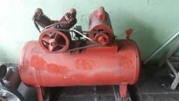 Compressor wayne funcionando