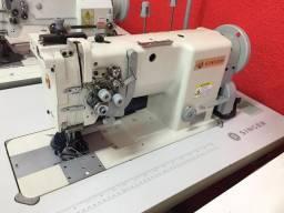 Maquina de costura pespontadeira alternada Singer