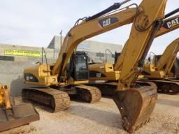 Escavadeira Caterpillar 315CL 2008
