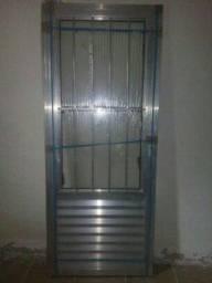Porta de aluminium