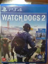 Jogo Watch Dogs 2 semi-novo
