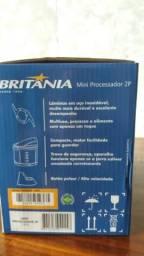 Mini processador Britânia 2p