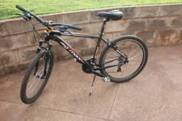 Bicicleta GTmax Aro 26, Aro aero, Toda Shimano, Alumínio. pra sair!