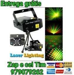 Laser para festa