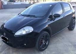 Fiat punto 1.4 atrative ano 2011 carro equipadaço rodas 17 troco - 2011