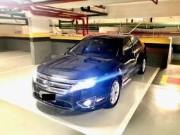 Ford Fusion - V6 com kit GNV 5ª Geração abaixo da FIPE - 2010