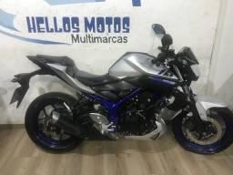 Yamaha mt 03 2017 Frei ABS 17590