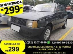 FIAT UNO MILLE ELETRONIC 1.0 2P   - 1994
