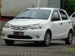 Toyota Etios 1.3 X - 2013