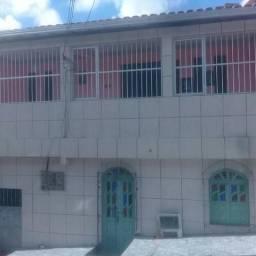 Casa Quadra 08 Cia 1 3/4 com suíte varanda e garagem - R100