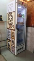 Cervejeira 276l metalfrio