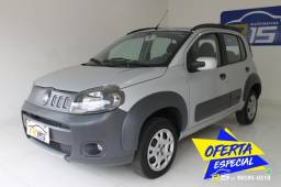 FIAT UNO 2010/2011 1.0 WAY 8V FLEX 4P MANUAL - 2011