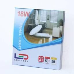 Luminária de LED Plafon / Painél 18w Bivolt AAA