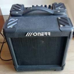 Caixa Onner Block 20 amplificada