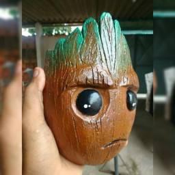 Groot(Funko pop) de Parede