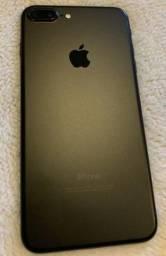 IPhone 7 Plus 128Gb versão BLACK