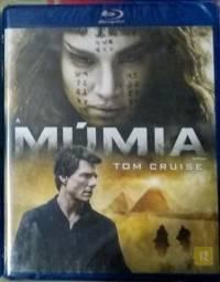 Múmia - Blu-ray lacrado (estrelando Tom Cruise)