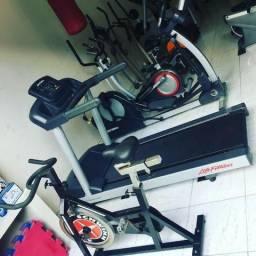 Montamos e desmontamos equipamentos fitness e Venda- Compra