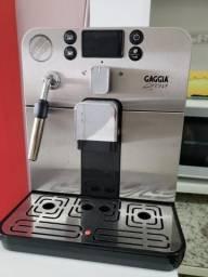 Máquina profissional de café